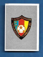 Cameroon Badge 1990